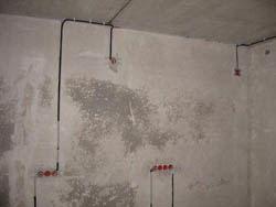 Электромонтажные работы в квартирах новостройках город Пенза