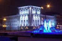 освещение фасадов в Пензе