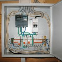 Монтаж, установка, замена, ремонт электрического щитка в Пензе. Ремонт электрощита Пенза. Индивидуальный квартирный электрощит в Пензе