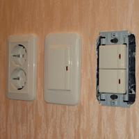 Монтаж, ремонт, замена выключателей Пенза